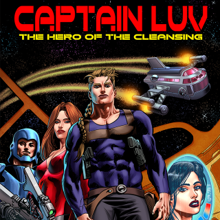 Captain Luv: The Hero Of The Cleansing