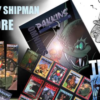 Gary Shipman Comic & Art Store!