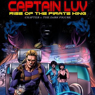 CAPTAIN LUV: Rise Of The Pirate King - Chapter 1