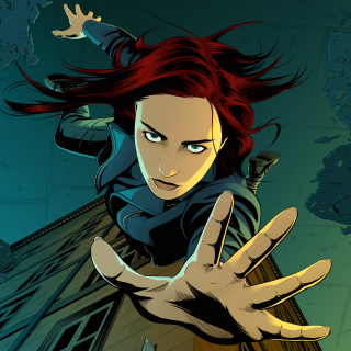 THE LUCENT: Waking Dream - Graphic Novel