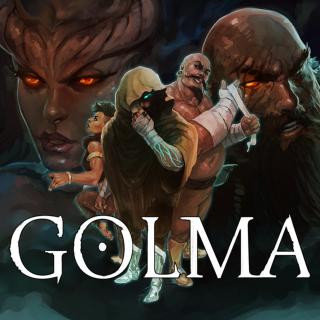 GOLMA Graphic Novel
