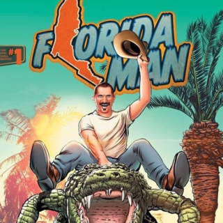 Florida Man Graphic Novel - Volume One