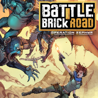 Battle Brick Road