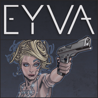 EYVA Comic Issue 1: Mainframe is Watching