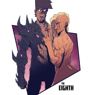 The Eighth - Comics