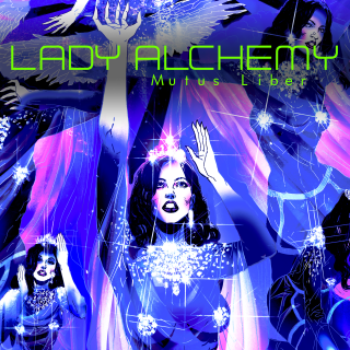 LADY ALCHEMY: MUTUS LIBER Graphic Novel