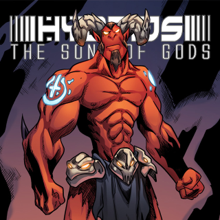 Hybrids: The Sons of Gods-Trash Day Graphic Novel