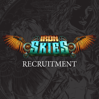 Iron Skies - Recruitment