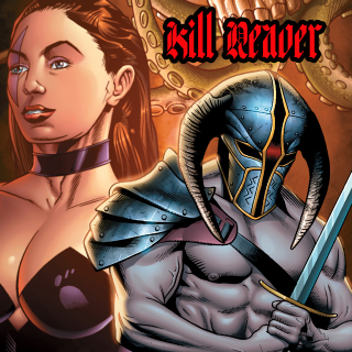 KILL REAVER #1 By Randy Siplon
