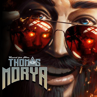 Thomas Morya - Wizard for Hire