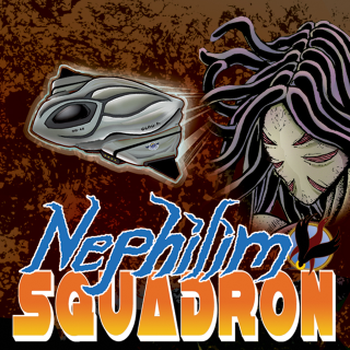 NEPHILIM SQUADRON, Chapter 1 with EXTRAS!!!