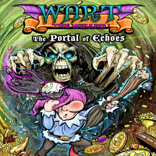 WART THE WIZARD - THE PORTAL OF ECHOES