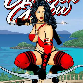 Amazon Arrow: Immortal Reign #1 and Cosplay Bonus
