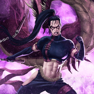 Black Tiger: Hidden Dragon Vol. 1