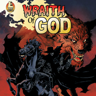 AARON LOPRESTI'S:  WRAITH OF GOD GRAPHIC NOVEL