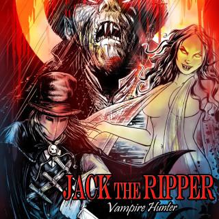 JACK THE RIPPER: VAMPIRE HUNTER