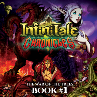 Infinitale: Chronicles - The War of the Trees #1