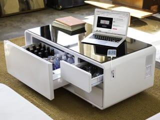 Sobro a cooler coffee table indiegogo for Wohnzimmertisch usb