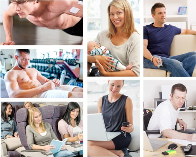 U-GYM PRO: Portable Deep Muscle Sport Massager