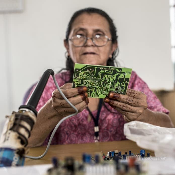 Doña Luz : Solar Mama Stories From Latin America