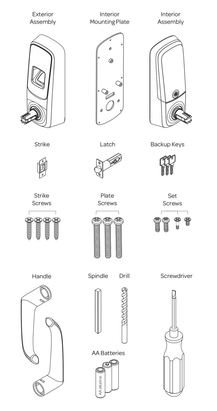 Ultraloq Smart Lock Simplify Your Safety Indiegogo