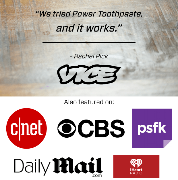 Power Toothpaste: The First Caffeinated Toothpaste | Indiegogo