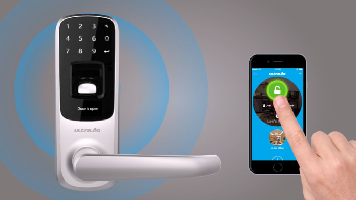 Ultraloq Smart Lock Simplify Your Safety Indiegogo