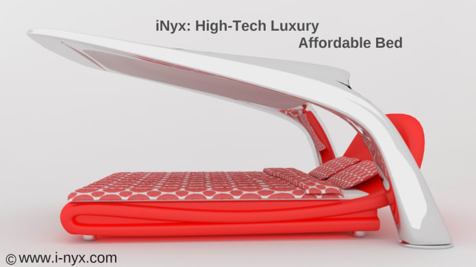 inyx red model