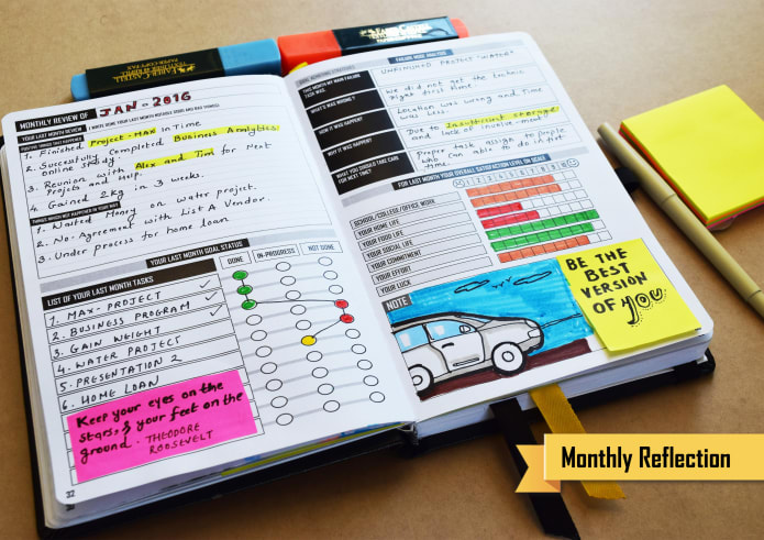 The Focus Planner : Best Designed Planner Ever   Indiegogo