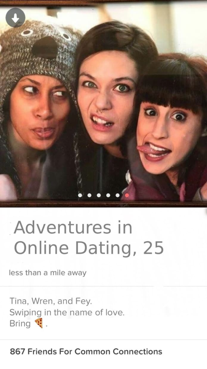 online dating web series