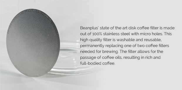 Beanplus Coffee Brewed Right One Drip At A Time Indiegogo