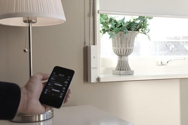 movez motorize blinds and shades indiegogo. Black Bedroom Furniture Sets. Home Design Ideas