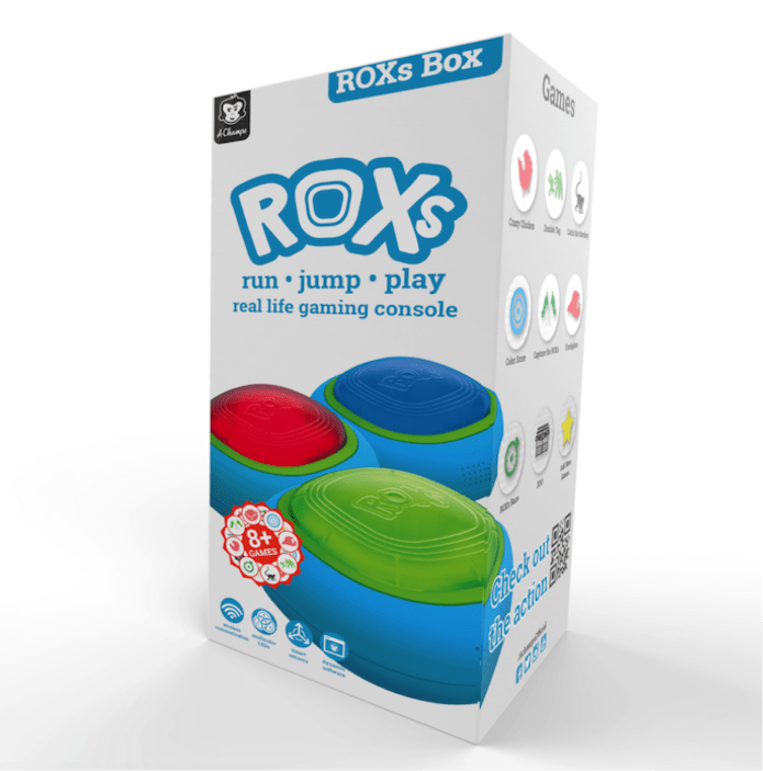ROXs - real life gaming console | Indiegogo