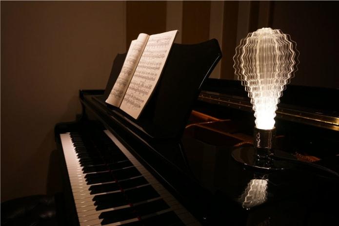 Uri Led Light Bulb I Solar System Modern Lamp Indiegogo
