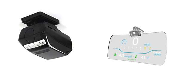 hudly a heads up display for all cars phones indiegogo. Black Bedroom Furniture Sets. Home Design Ideas