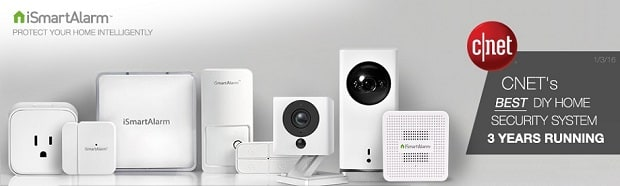 the icamera keep pro is a wifi smart home and security camera and can also be linked with the ismartalarm home security system