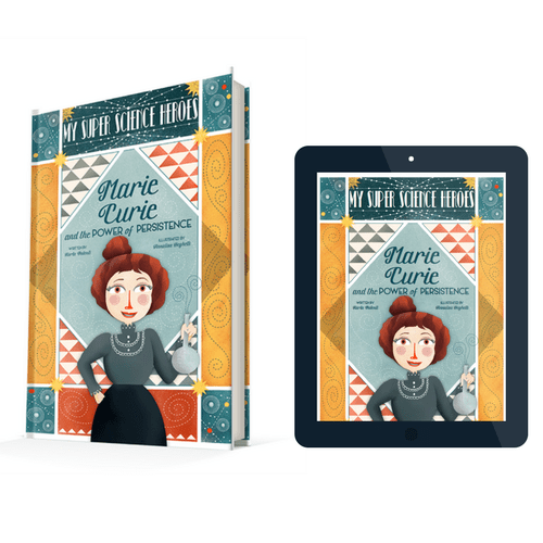 My super science heroes marie curie indiegogo 35 38 includes the hardcover book and ebook so you can take marie curie from the bookshelf to your favorite mobile device free us and eu shipping fandeluxe Epub