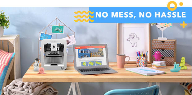 Toybox 3D Printer: Draw & Make Toys   Indiegogo