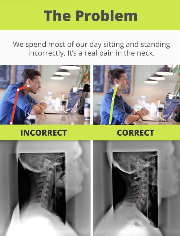 Fitneck Fix Your Neck Posture Indiegogo