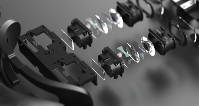 Cinego - карманный imax в очках 4k