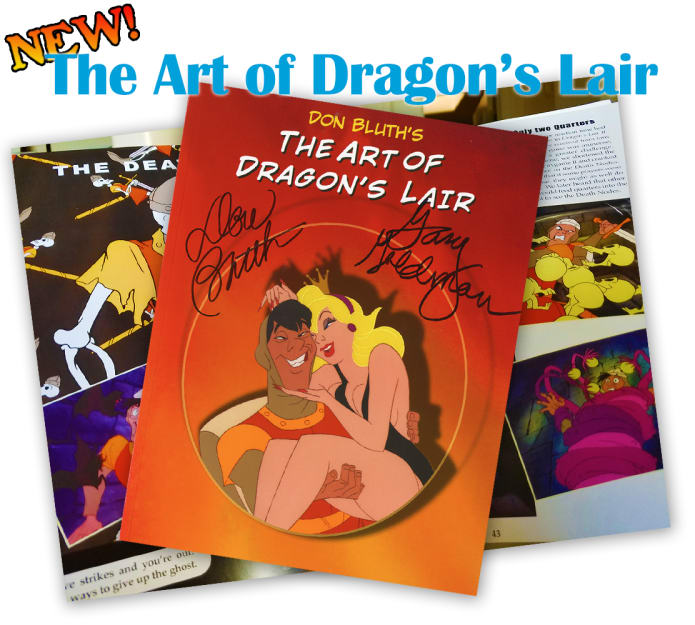 Dragons Lair Returns  Indiegogo