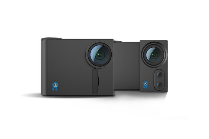 Laibox Cam - The First Modular Action Camera