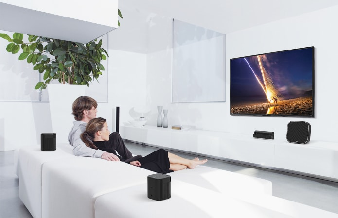 Letu0027s Talk About Dolby Atmos. Dolby Atmos Delivers Audio In Totally  Different Way To The Way We Are All Used To. Instead Of Sounds Being Split  Into 2 ...