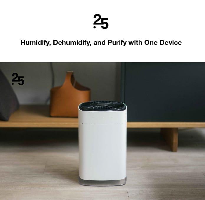 Reair Ver2 Humidify Dehumidify And Purify